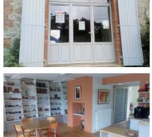 photos espace boutique-salon de thé