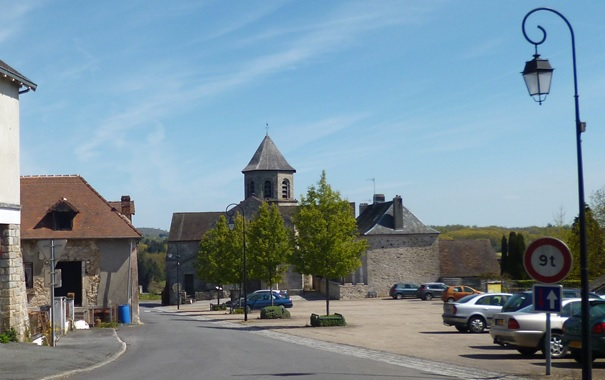 Place_eglise_Ladignac